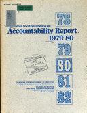 California Vocational Education Accountability Report