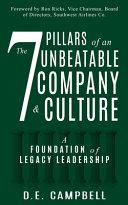 The 7 Pillars of an Unbeatable Company   Culture