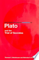 Routledge Philosophy Guidebook To Plato And The Trial Of Socrates Book PDF