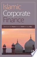 Islamic Corporate Finance