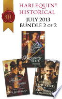 Harlequin Historical July 2013 - Bundle 2 of 2
