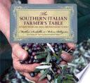 Southern Italian Farmer s Table Book PDF