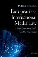 European and International Media Law