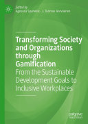 Transforming Society and Organizations through Gamification Pdf/ePub eBook