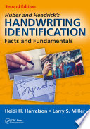 Huber and Headrick s Handwriting Identification Book