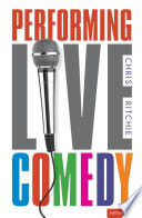 Performing Live Comedy Book