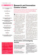 Research Bulletin