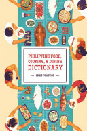 Philippine Food  Cooking    Dining Dictionary