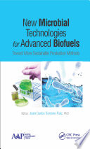 New Microbial Technologies for Advanced Biofuels Book