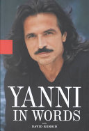 Yanni in Words Book