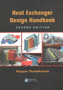 Heat Exchanger Design Handbook  Second Edition Book