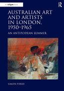 Australian Art and Artists in London  1950 965
