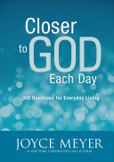 Closer to God Each Day