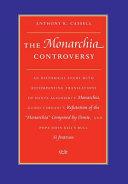 The Monarchia Controversy