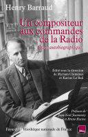 Pdf Un compositeur aux commandes de la radio Telecharger