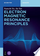 Electron Magnetic Resonance Principles