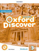 Oxford Discover  Level 3  Workbook with Online Practice Pack