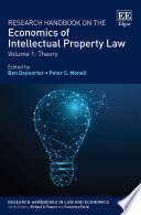"""Research Handbook on the Economics of Intellectual Property Law: Vol 1: Theory Vol 2: Analytical Methods"" by Ben Depoorter, Peter Menell, David Schwartz"