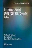 International Disaster Response Law - Seite 351