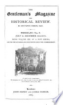 The Gentleman S Magazine And Historical Review Book PDF