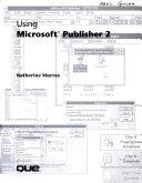 Using Microsoft Publisher 2
