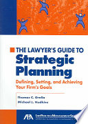 The Lawyer S Guide To Strategic Planning Book PDF