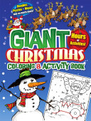 Giant Christmas Coloring and Activity Book