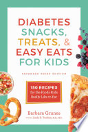 Diabetes Snacks  Treats    Easy Eats for Kids Book