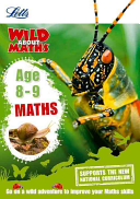 Letts Wild about - Maths Age 8-9