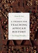 A Primer for Teaching African History [Pdf/ePub] eBook