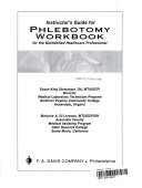A Phlebotomy Workbook for the Multiskilled Healthcare Professional