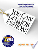 You Can Get a Job in Fashion