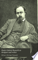 Dante Gabriel Rossetti as Designer and Writer