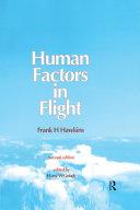 Human Factors in Flight