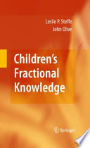 Children S Fractional Knowledge