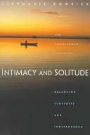 Intimacy and Solitude
