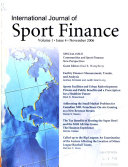 International Journal of Sport Finance