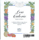 The Little Book of Low Calorie Recipes