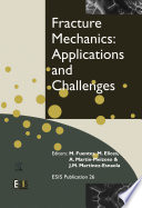 Fracture Mechanics  Applications and Challenges