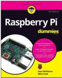 Raspberry Pi For Dummies [Pdf/ePub] eBook