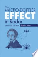 The Micro-Doppler Effect in Radar, Second Edition