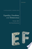 Equality  Freedom  and Democracy Book PDF