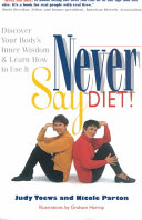 Never Say Diet  Book