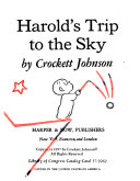 Harold s Trip to the Sky Book