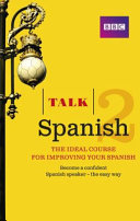 Talk Spanish 2 Book