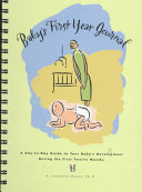 Baby s First Year Journal