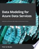 Data Modeling for Azure Data Services Book