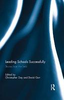 Leading Schools Successfully