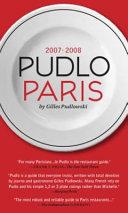 Pudlo Paris, 2007-2008