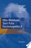 Ultra Wideband  Short Pulse Electromagnetics 9